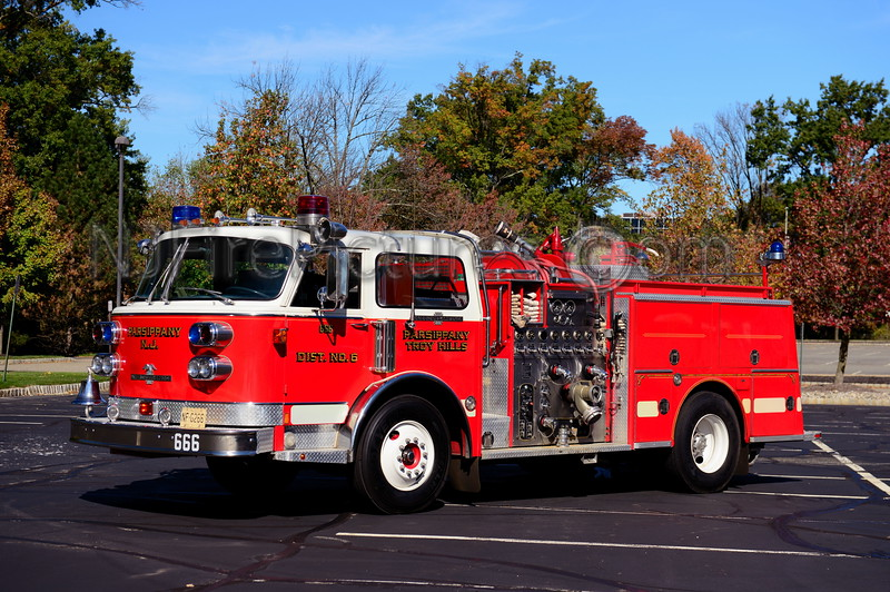 PARSIPPANY NJ ENGINE 666
