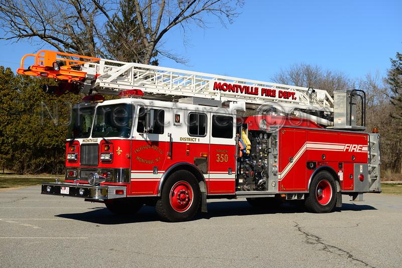 MONTVILLE, NJ TRUCK 350
