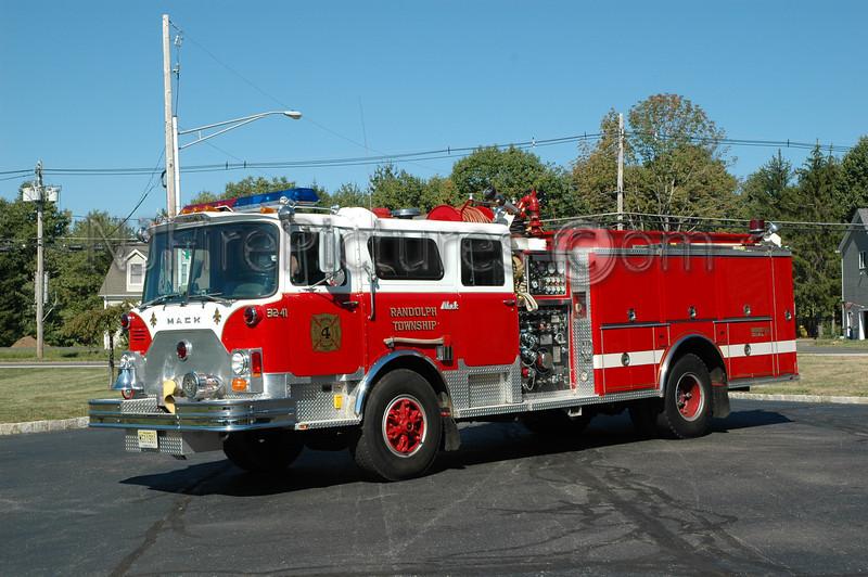 RANDOLPH, NJ ENGINE 32-41