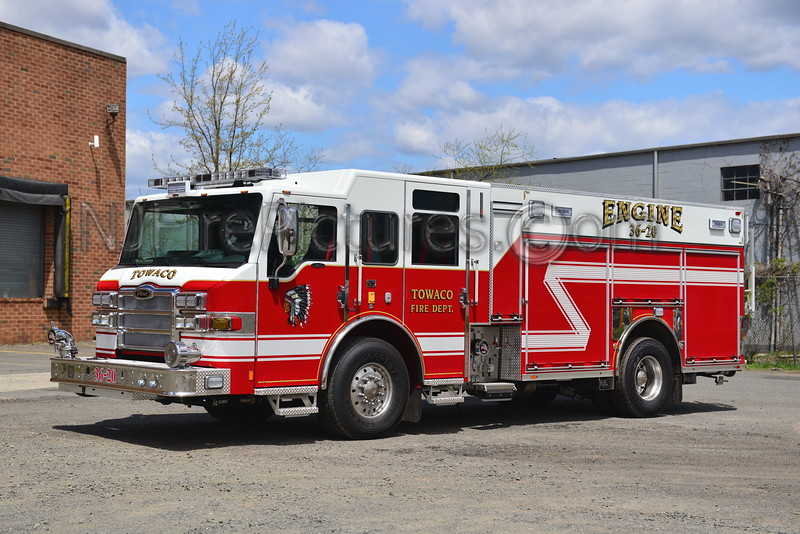 TOWACO, NJ ENGINE 36-20