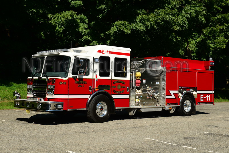 ROCKAWAY TWP NJ (HIBERNIA) ENGINE 11