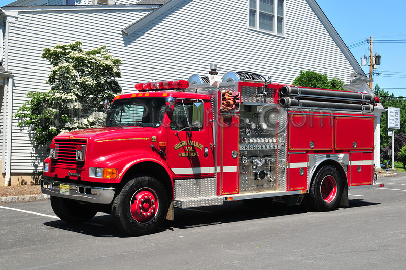 CHATHAM TWP, NJ (GREEN VILLAGE) ENGINE 2