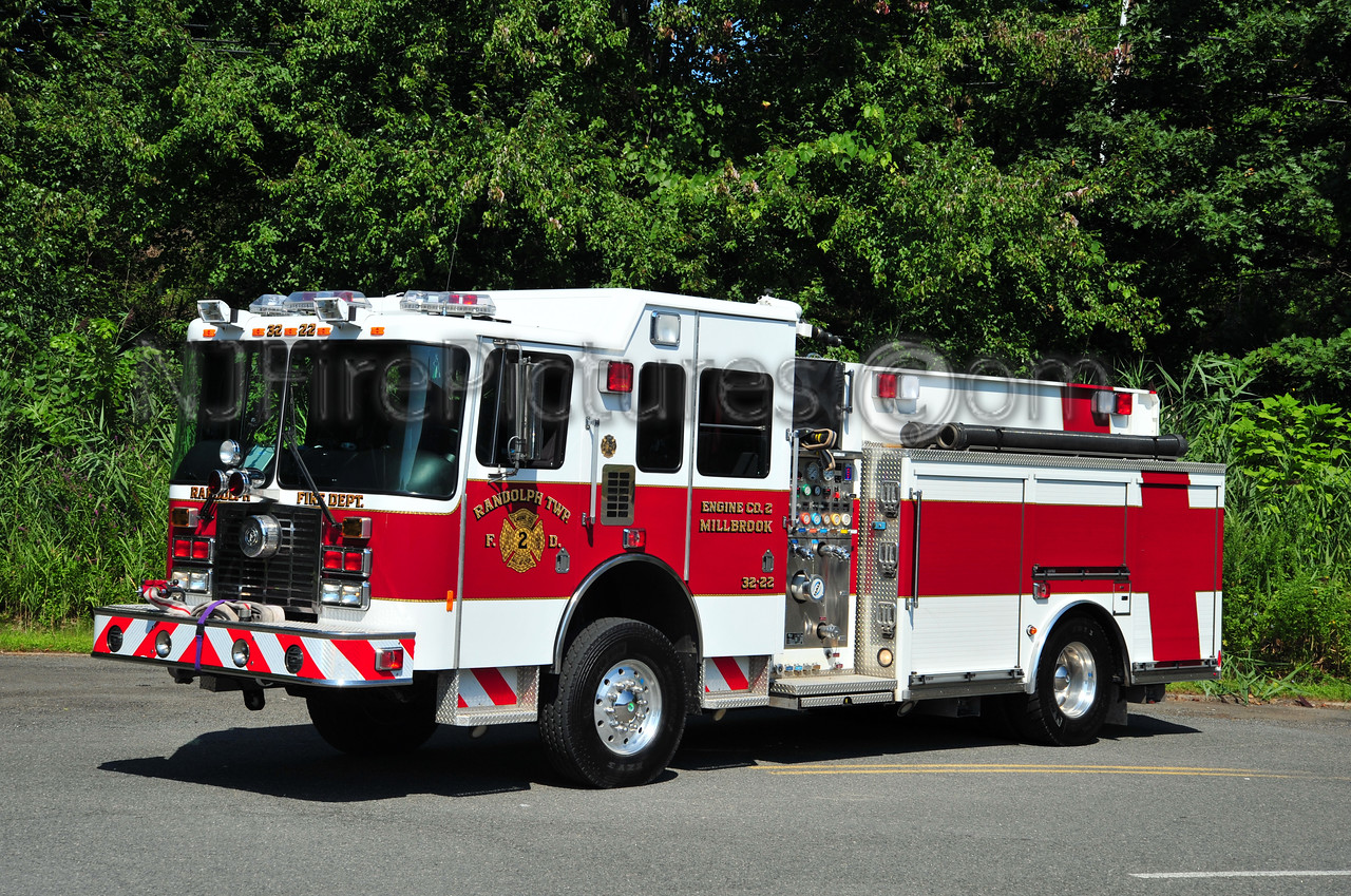 RANDOLPH, NJ (MILLBROOK FIRE CO. 2) ENGINE 32-22