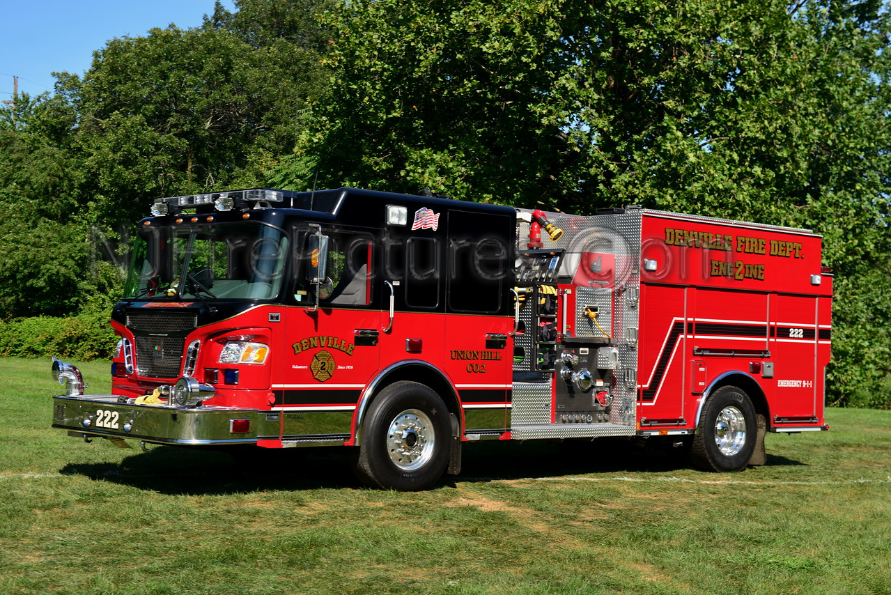 DENVILLE, NJ ENGINE 222