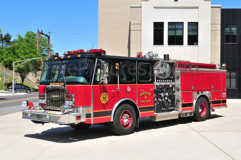 Madison Engine 2 - 1998 E-ONE 1250/500/50