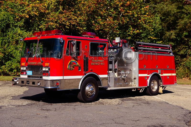 PARSIPPANY, NJ ENGINE 622 RAINBOW LAKES