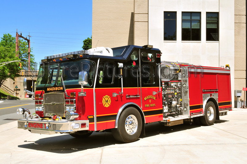 Madison Engine 1 - 2008 E-ONE 1250/500/35 CAFS
