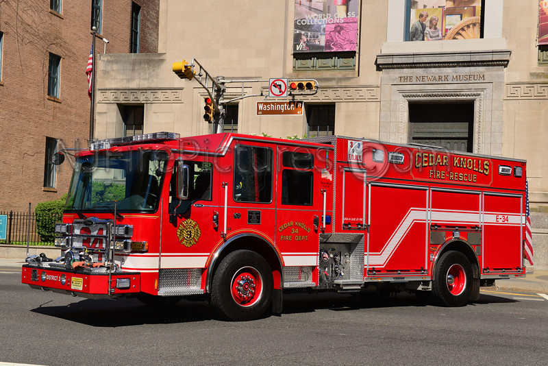 CEDAR KNOLLS, NJ ENGINE 34