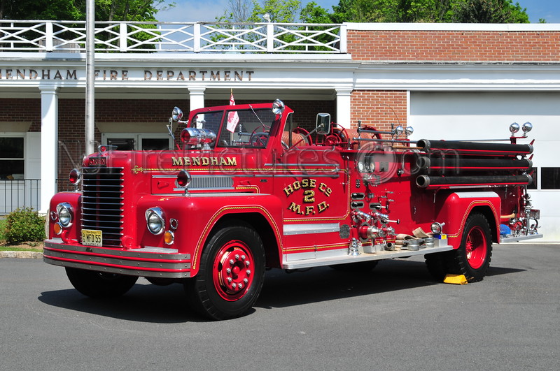 MENDHAM BOROUGH, NJ ENGINE 2