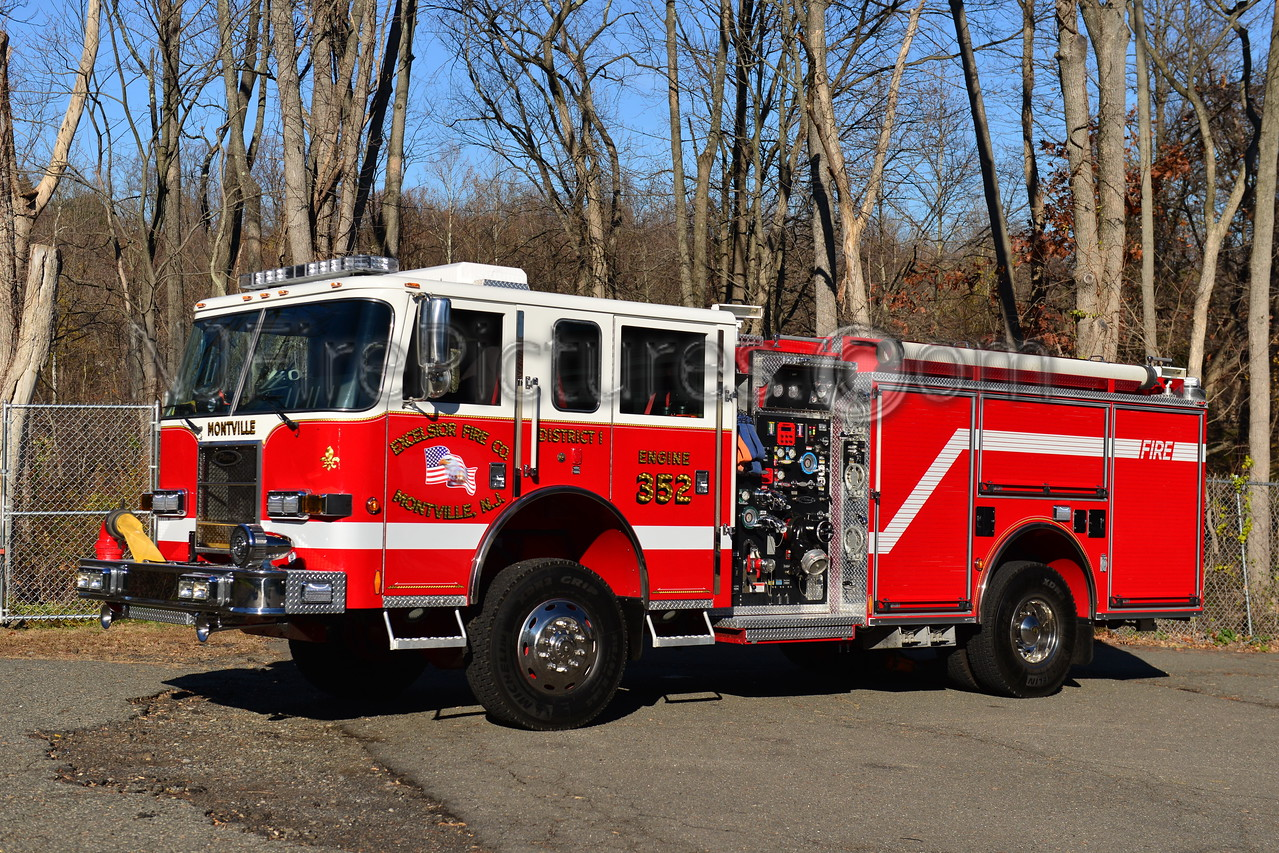 MONTVILLE, NJ ENGINE 352