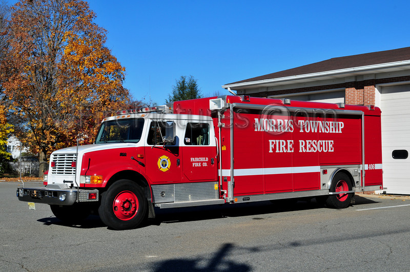 MORRIS TOWNSHIP, NJ RESCUE 406