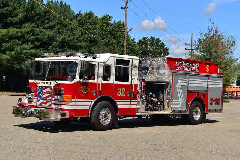 RIVERDALE, NJ ENGINE 32