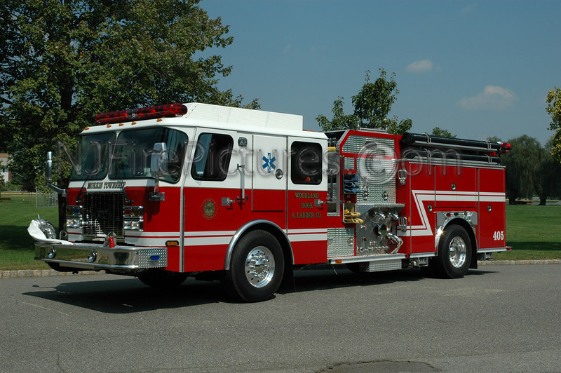MORRIS TOWNSHIP, NJ ENGINE 405