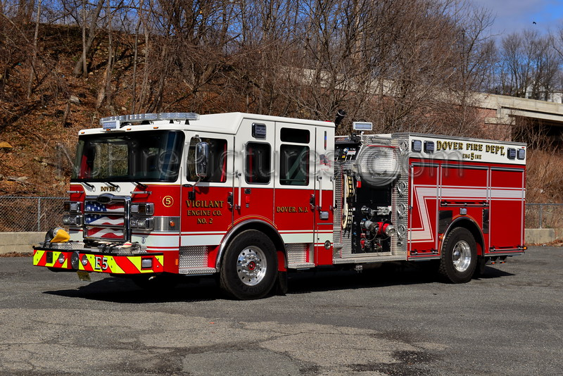 DOVER, NJ ENGINE 5