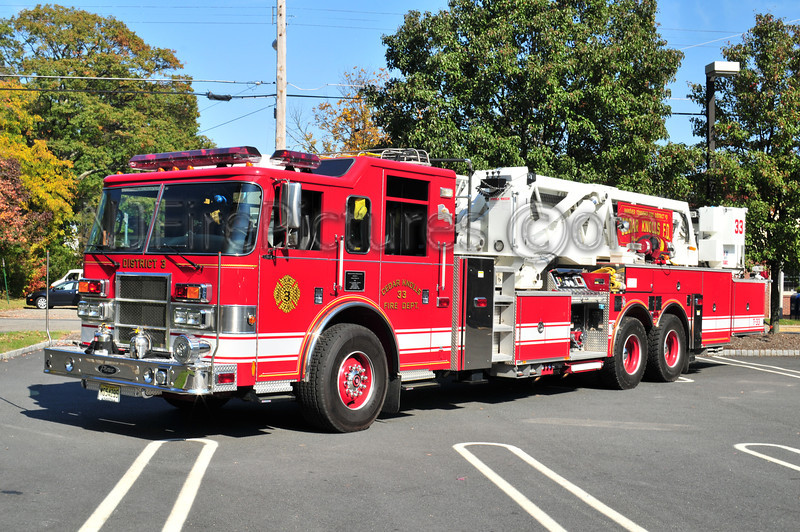 HANOVER TWP, NJ (CEDAR KNOLLS) TOWER 33