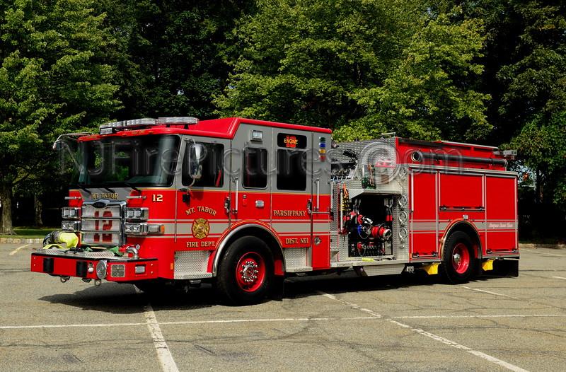 MOUNT TABOR, NJ ENGINE 12