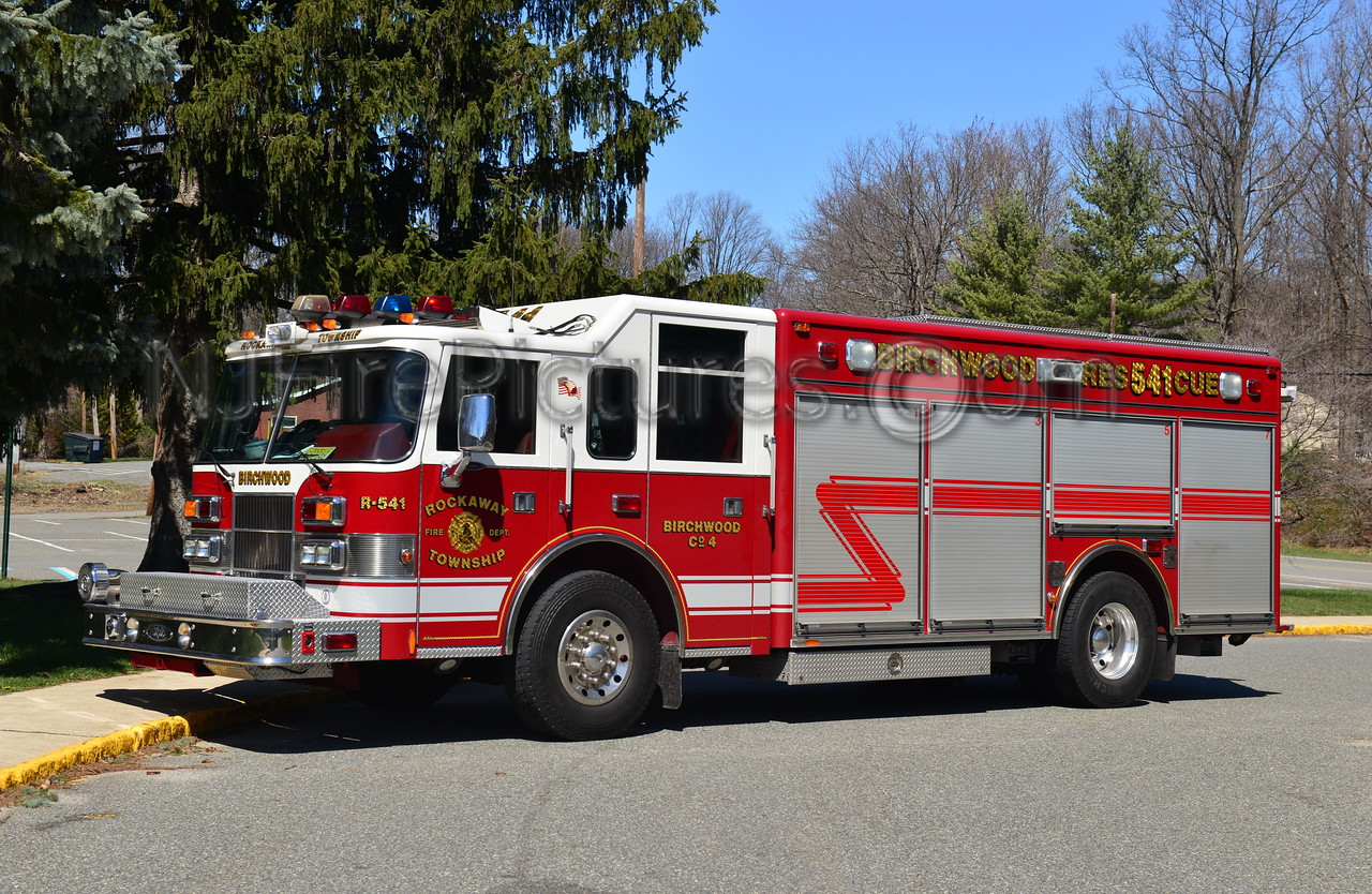 ROCKAWAY TOWNSHIP, NJ RESCUE 541