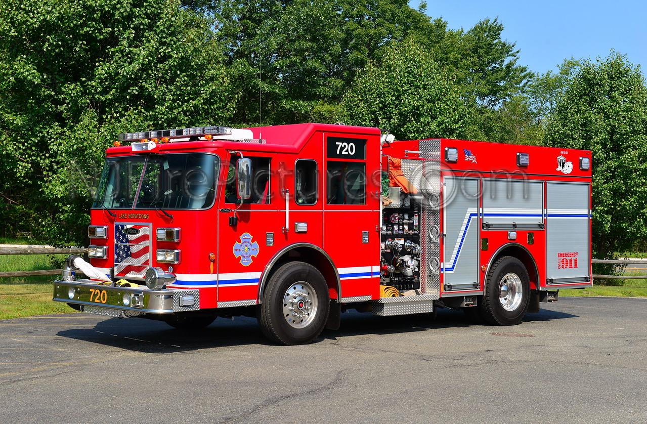JEFFERSON TWP, NJ ENGINE 720