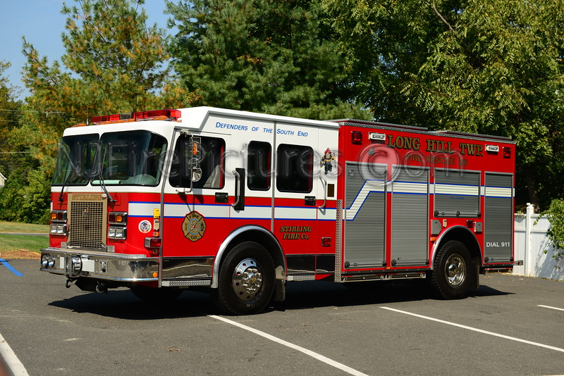 LONG HILL TWP, NJ RESCUE 26 STIRLING F.C.