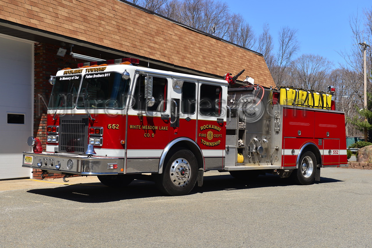 ROCKAWAY TOWNSHIP, NJ ENGINE 552