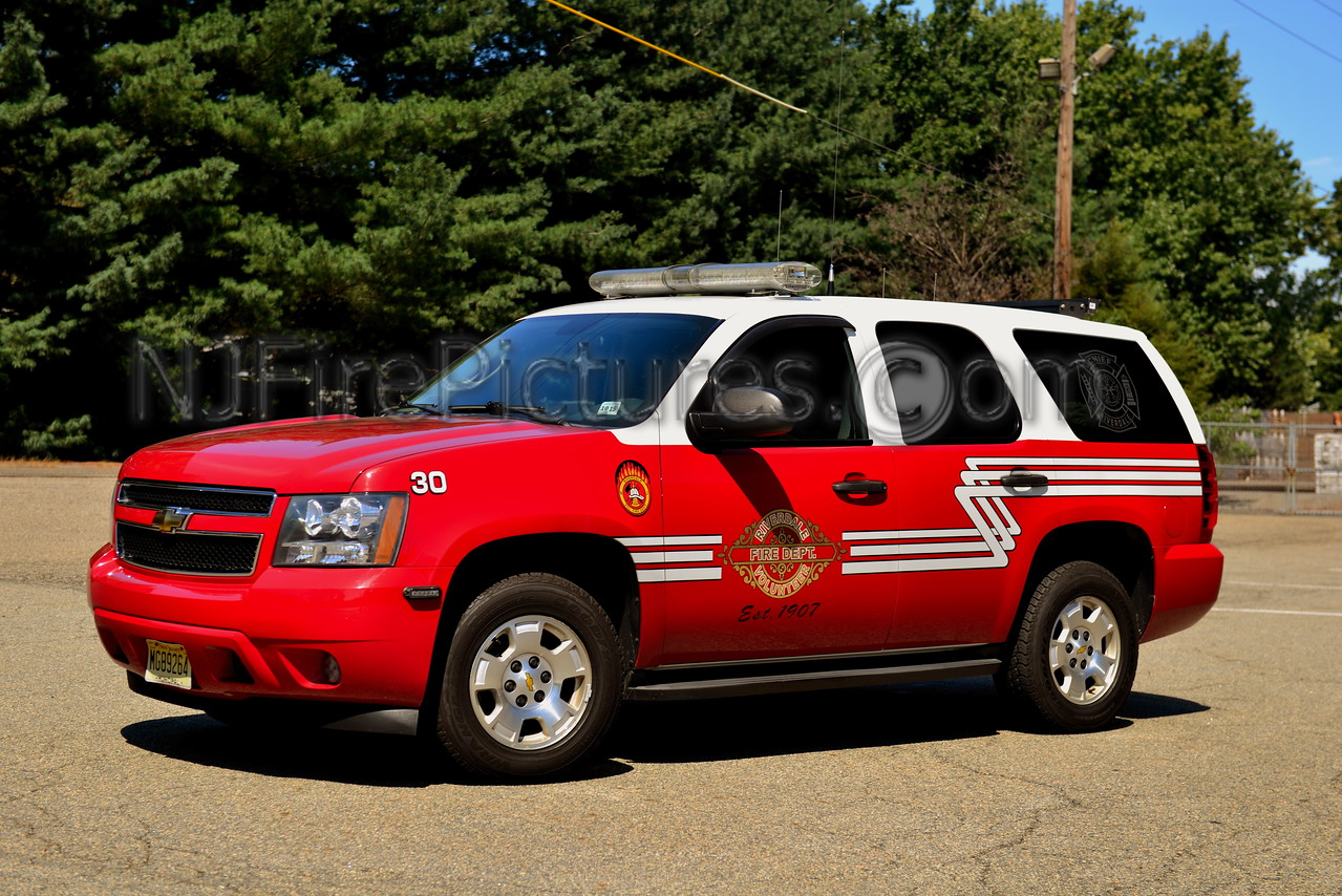 RIVERDALE, NJ CHIEF 30