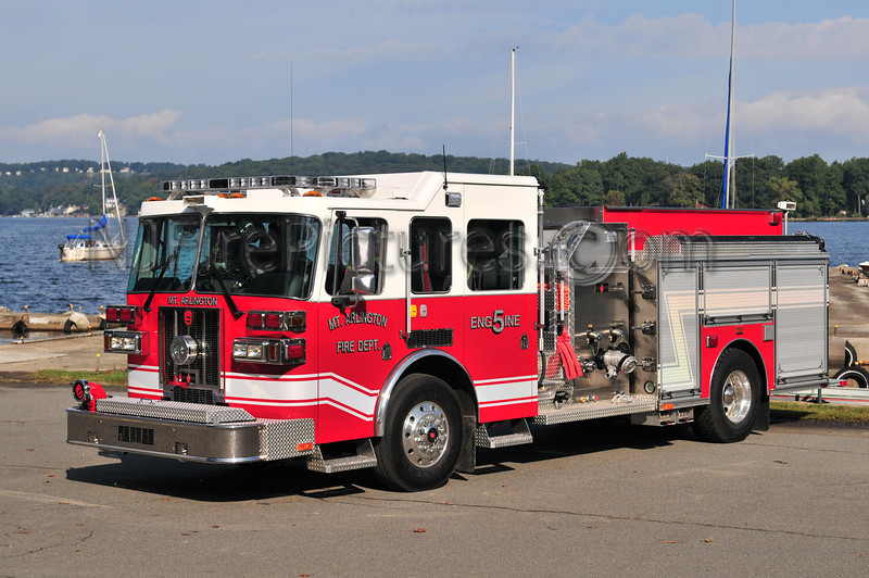 Mount Arlington Engine 5 - 2009 Sutphen 1500/1000/50