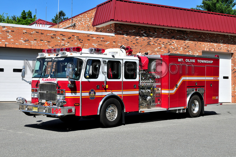Flanders Engine 95 - 2008 E-ONE 2000/780/30A/20B CAFS