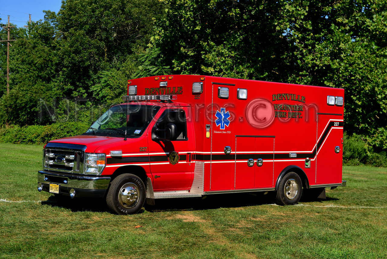 DENVILLE, NJ AMBULANCE 227
