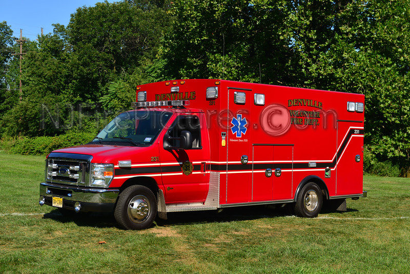 DENVILLE, NJ AMBULANCE 231