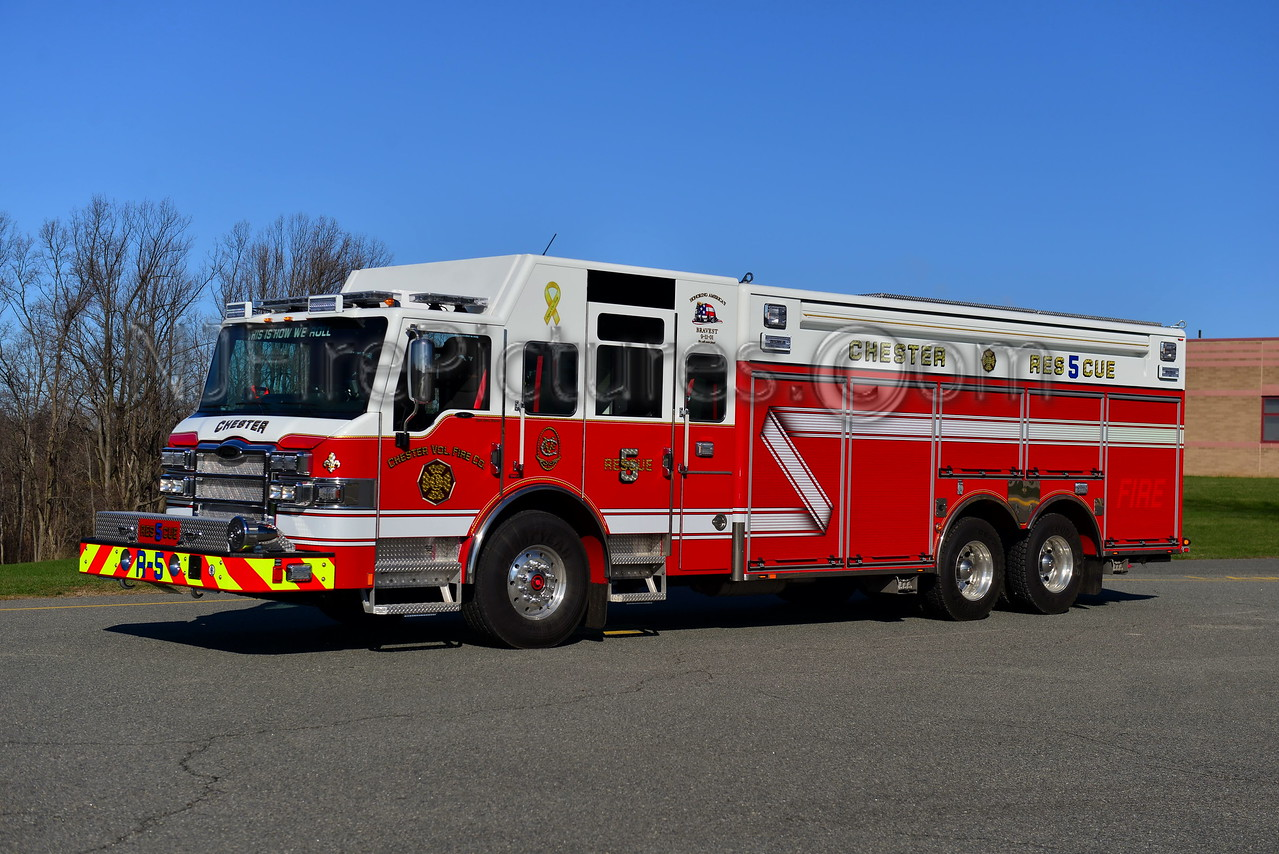 CHESTER, NJ RESCUE 5