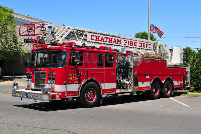 CHATHAM BOROUGH, NJ LADDER 1