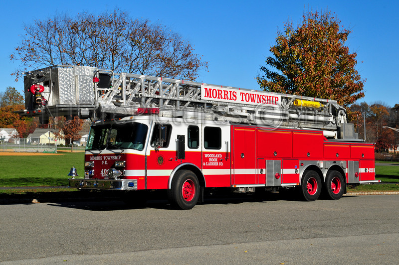 MORRIS TOWNSHIP, NJ LADDER 421