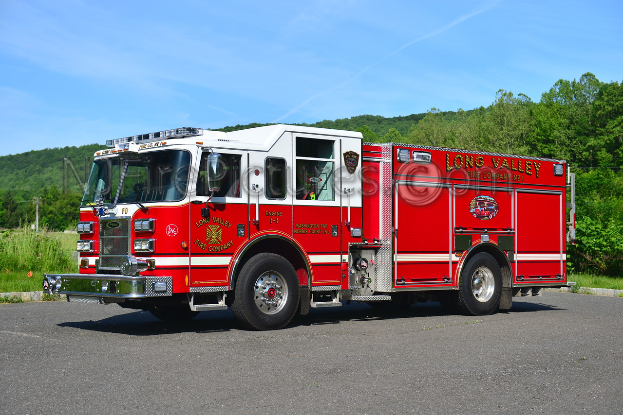 LONG VALLEY, NJ ENGINE 1-1