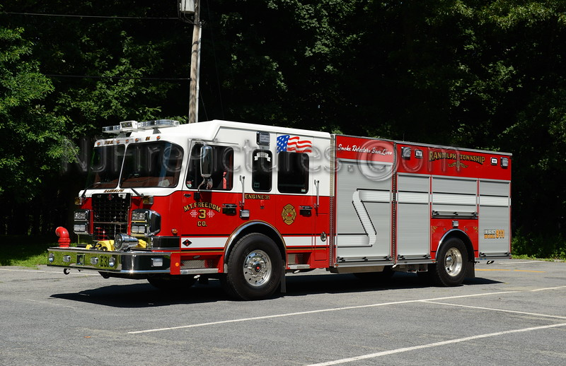 RANDOLPH, NJ ENGINE 31