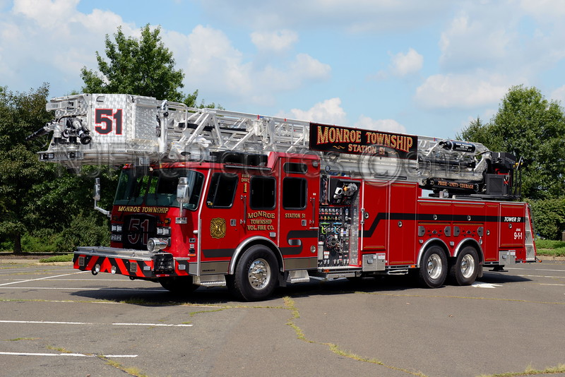 MONROE TOWNSHIP, N J TOWER 51