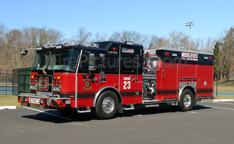 MIDDLESEX, NJ ENGINE 23