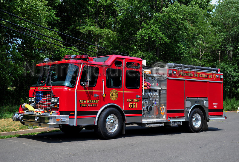PISCATAWAY TWP (NEW MARKET FIRE CO.) ENGINE 661