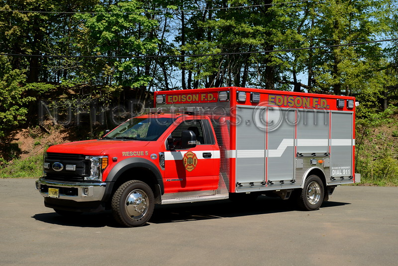 EDISON, NJ RESCUE 5