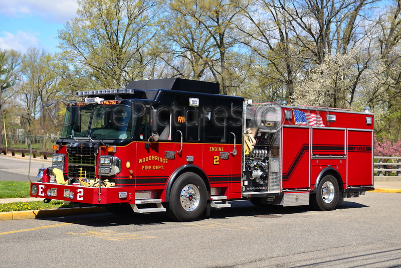 WOODBRIDGE, NJ ENGINE 2