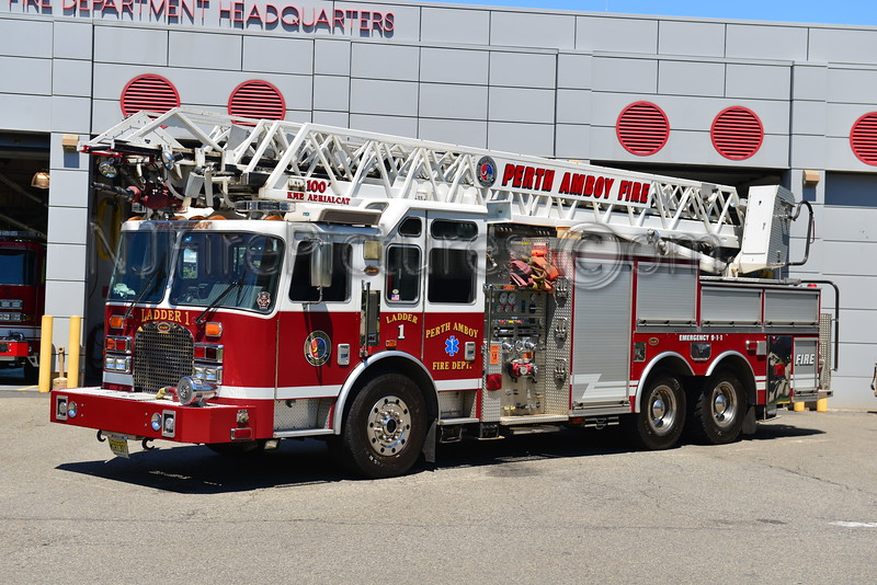 PERTH AMBOY, NJ LADDER 1