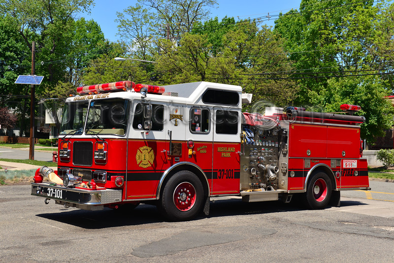 HIGHLAND PARK, NJ ENGINE 37-101