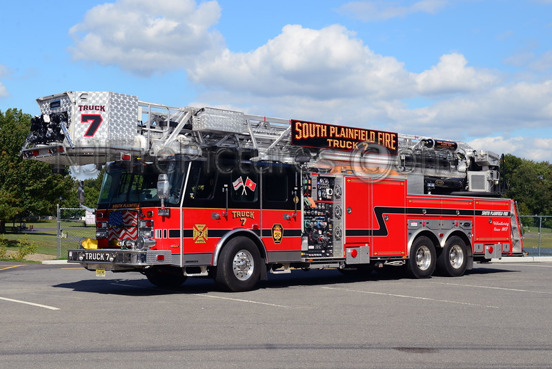 SOUTH PLAINFIELD, NJ TRUCK 7