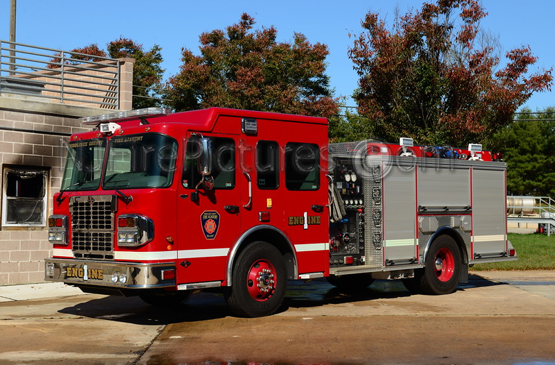 MIDDLESEX COUNTY FIRE ACADEMY ENGINE 1