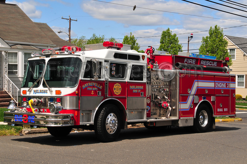 SAYERVILLE, NJ ENGINE 3