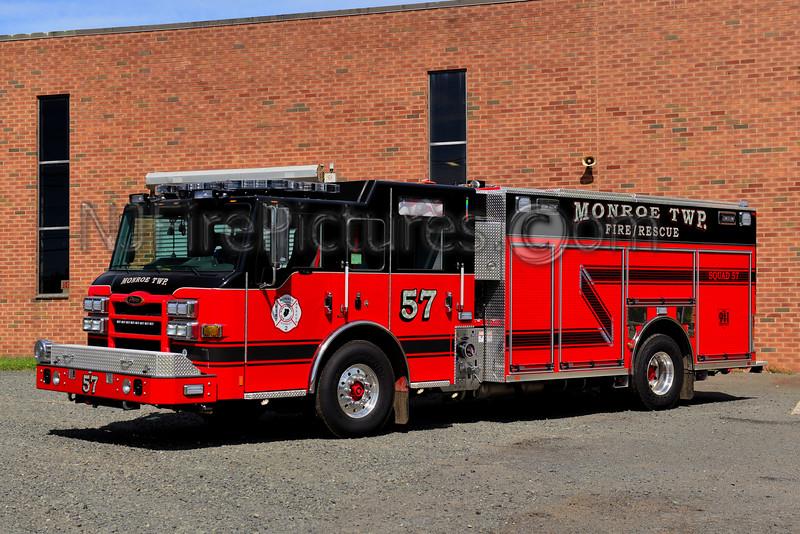 MONROE TOWNSHIP, NJ SQUAD 57