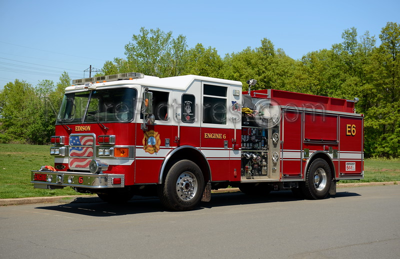 EDISON, NJ ENGINE 6