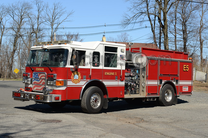 EDISON, NJ ENGINE 5