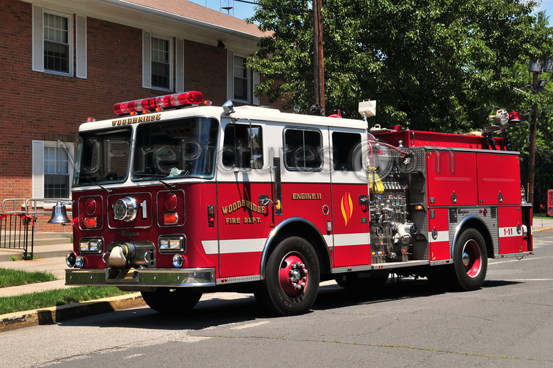 WOODBRIDGE, NJ ENGINE 11