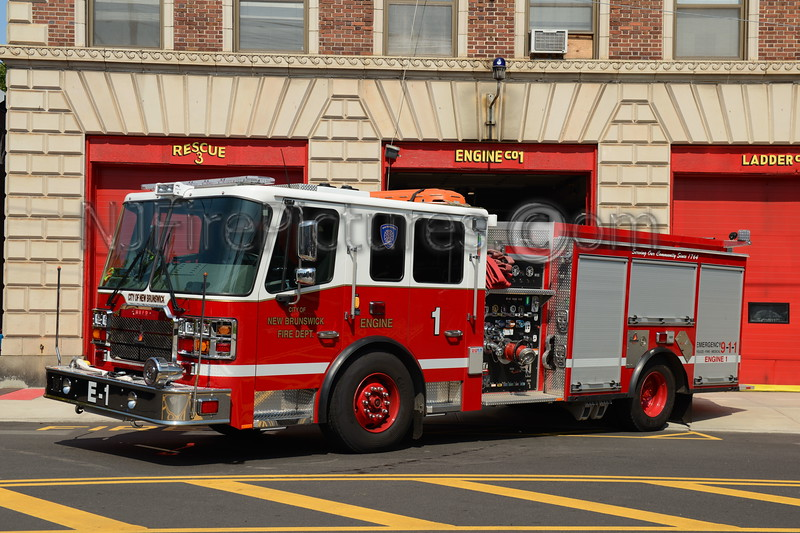 NEW BRUNSWICK, NJ ENGINE 1
