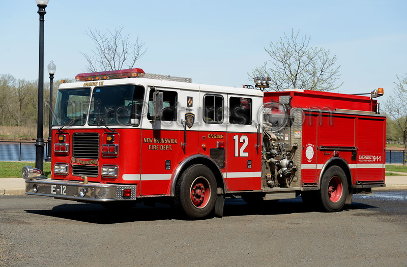 NEW BRUNSWICK, NJ ENGINE 12